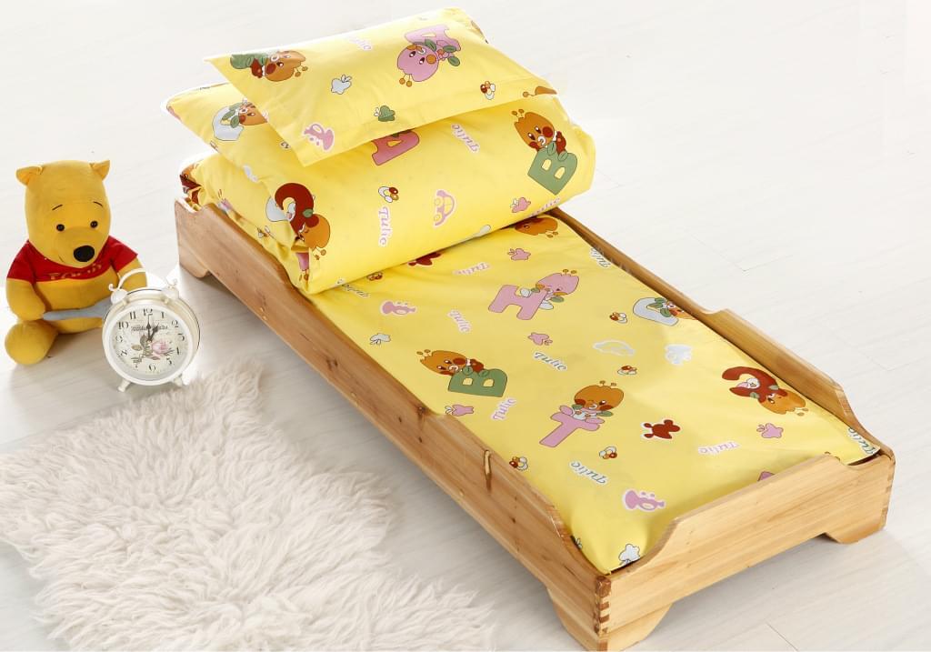 恒俪家纺幼儿园床上用品的研发指导思想